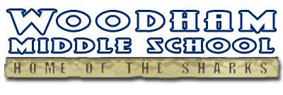 Woodham Middle School  Logo